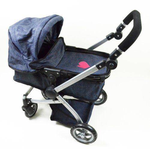 Babyboo Bassinet Doll Stroller