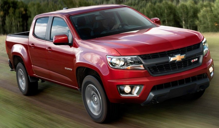 Chevy S Best Trucks Ever With Images Chevrolet Colorado Chevy Colorado Chevrolet