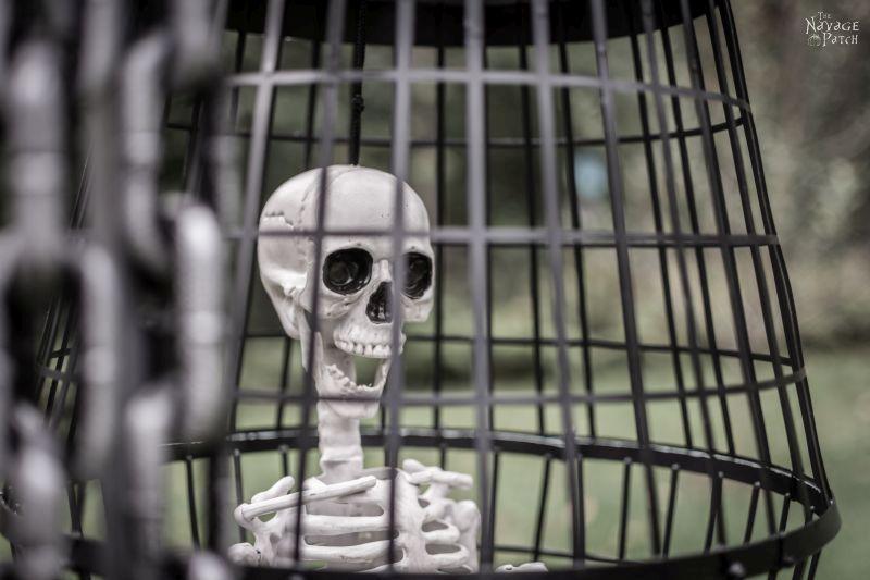 Hanging Cage Halloween Prop Halloween Pinterest Halloween, Diy
