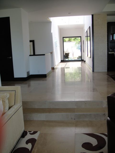 All New Tile Flooring Installed Through Out House Flooring Options Floor Installation Flooring