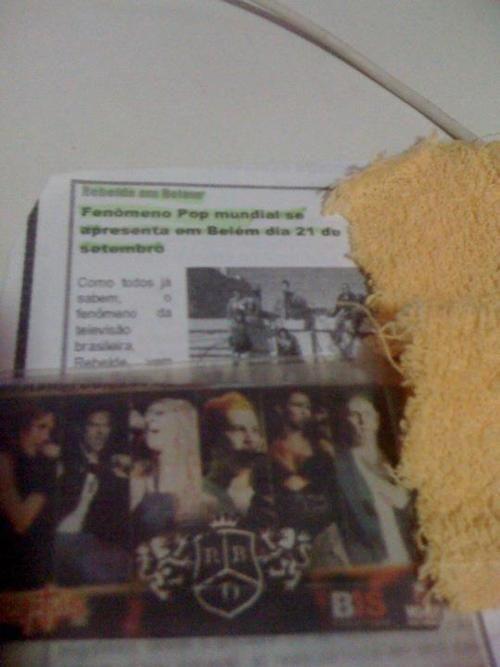 Imagem de brasil, miss, and RBD