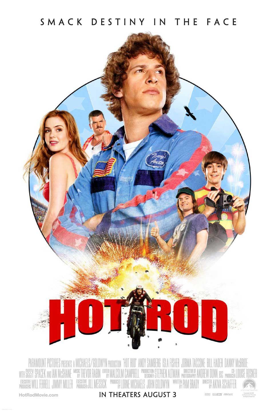 Pin By Mattie Walton On Too Funny Inspiration Hot Rod Movie