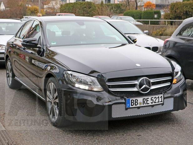 Mercedes C Klasse Fl W205 2018 Motor Preis