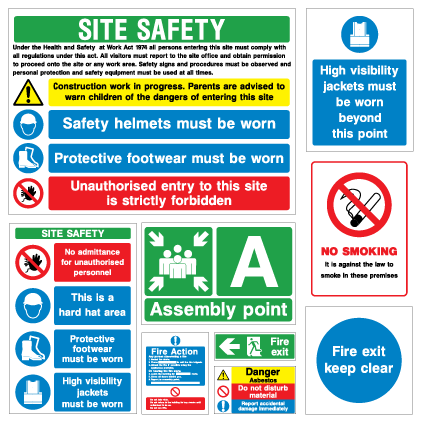 image about Free Printable Food Safety Signs named Cost-free Printable Food items Security Posters Fitness Security Signage