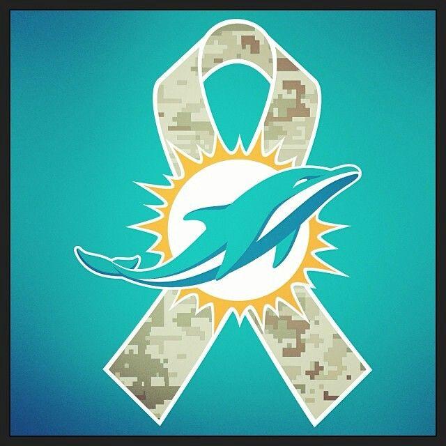 NFL  ThankYou. VeteransDay  Miami  Dolphins  4d5119eef