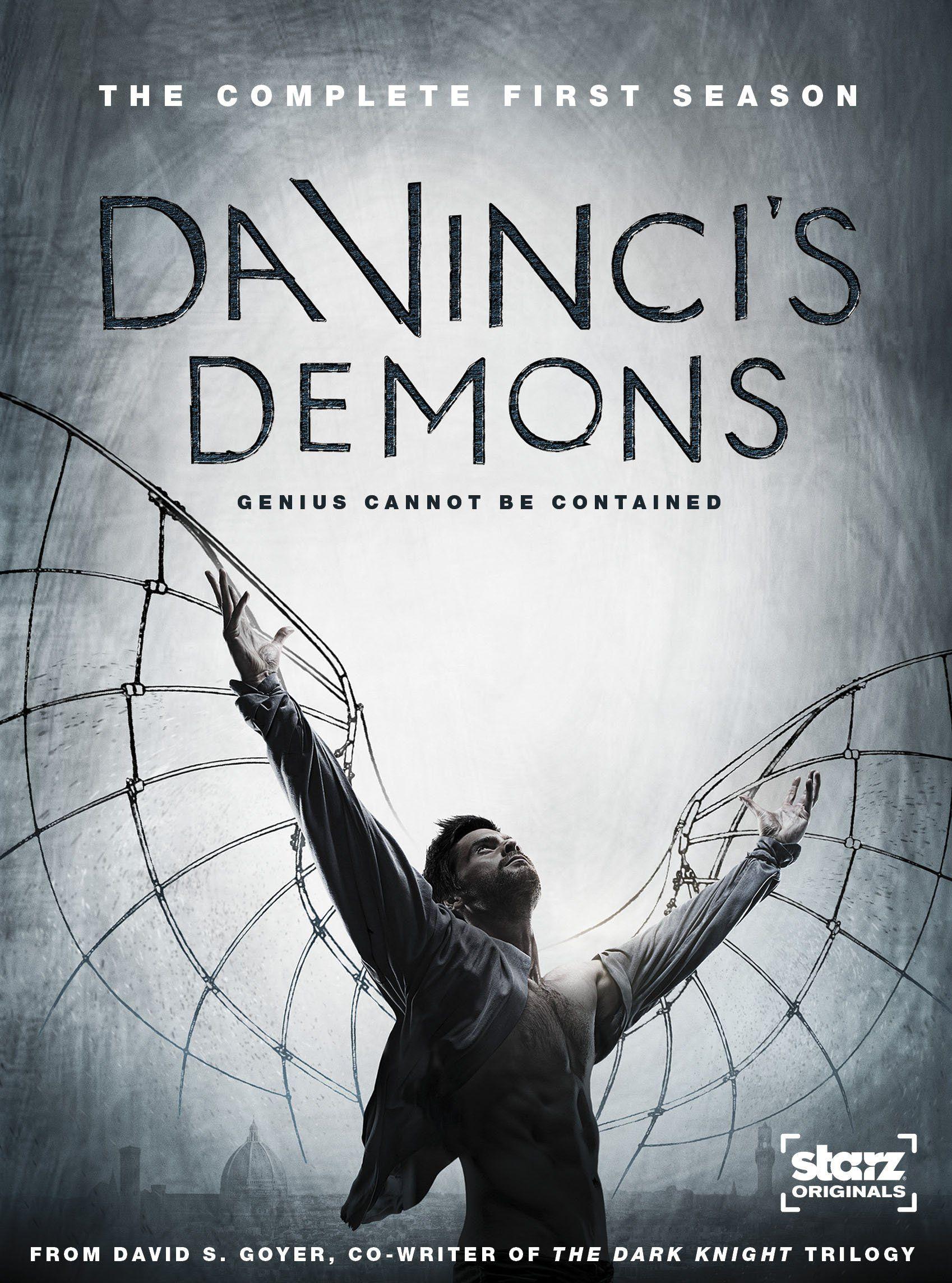 Da Vincis Demons Season 3 Back Again 2015 Da Vinci Demons Leonardo Da Vinci En Netflix