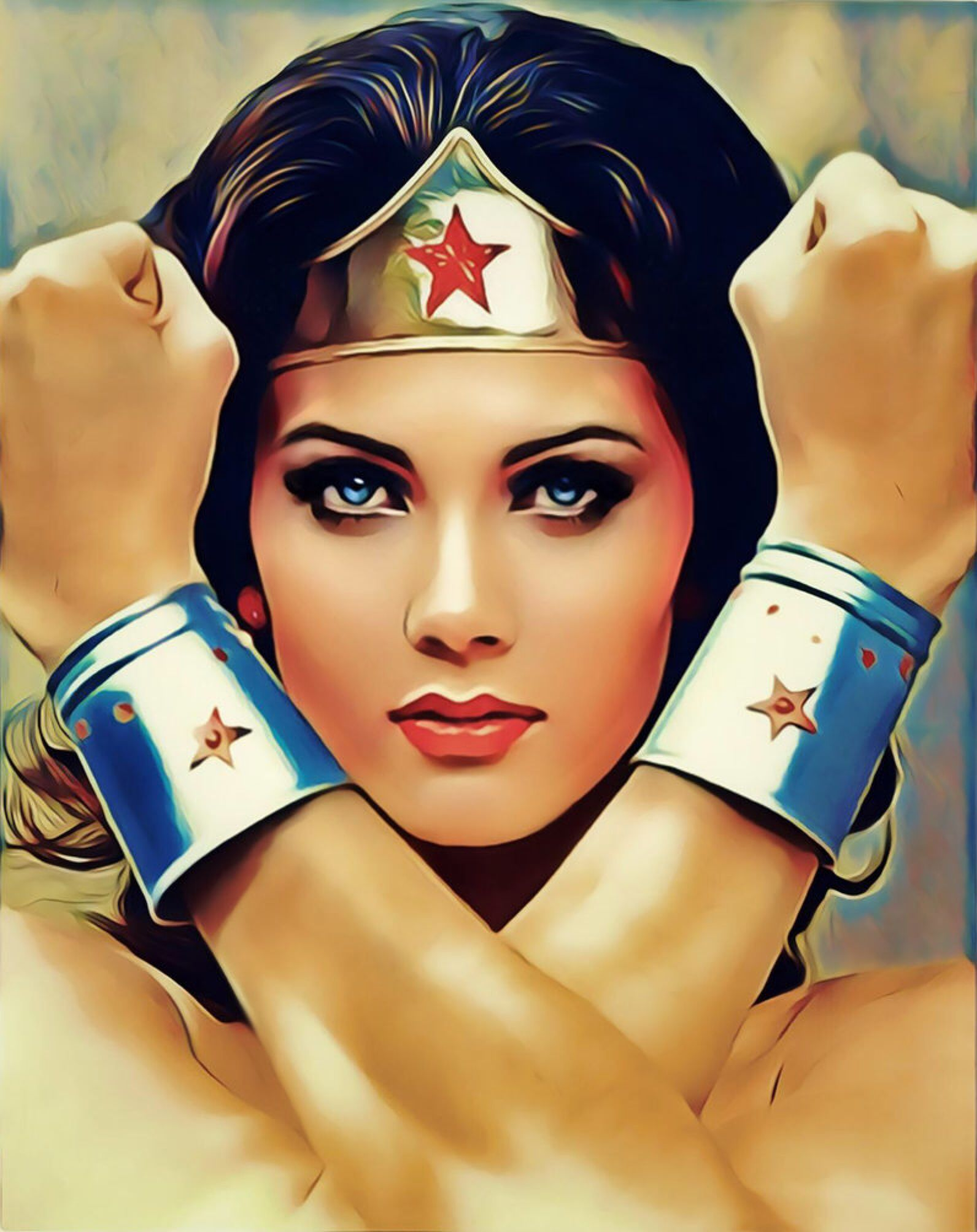 Lynda Carter As Wonder Woman By Petnick On Deviantart Wonder Woman Art Wonder Woman Tattoo Wonder Woman Pictures