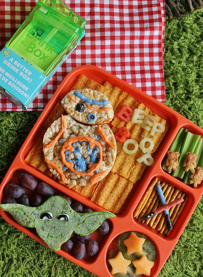 Make Meal Time Personal With Drink In The Box   Bento Ideas