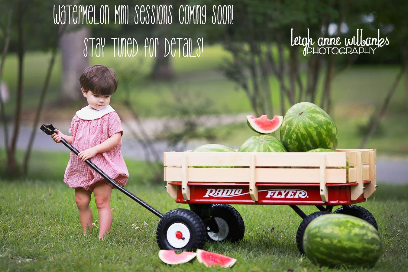 Watermelon Mini Sneak Peek Baton Rouge La Children And Family