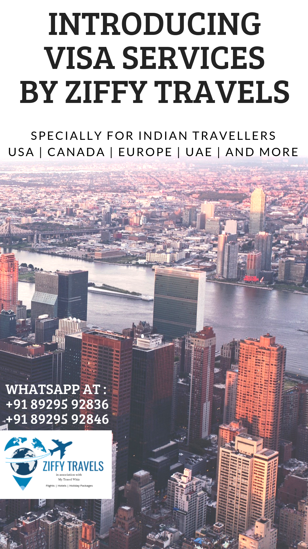Best Visa Service Provider In India Air ticket booking