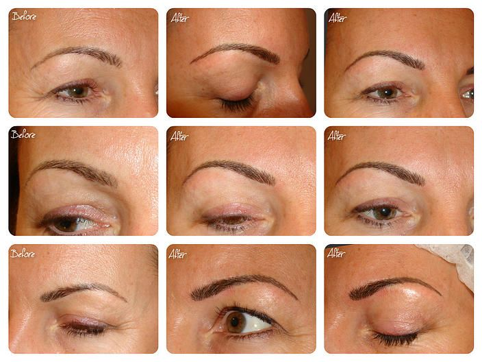 Get the natural look! x