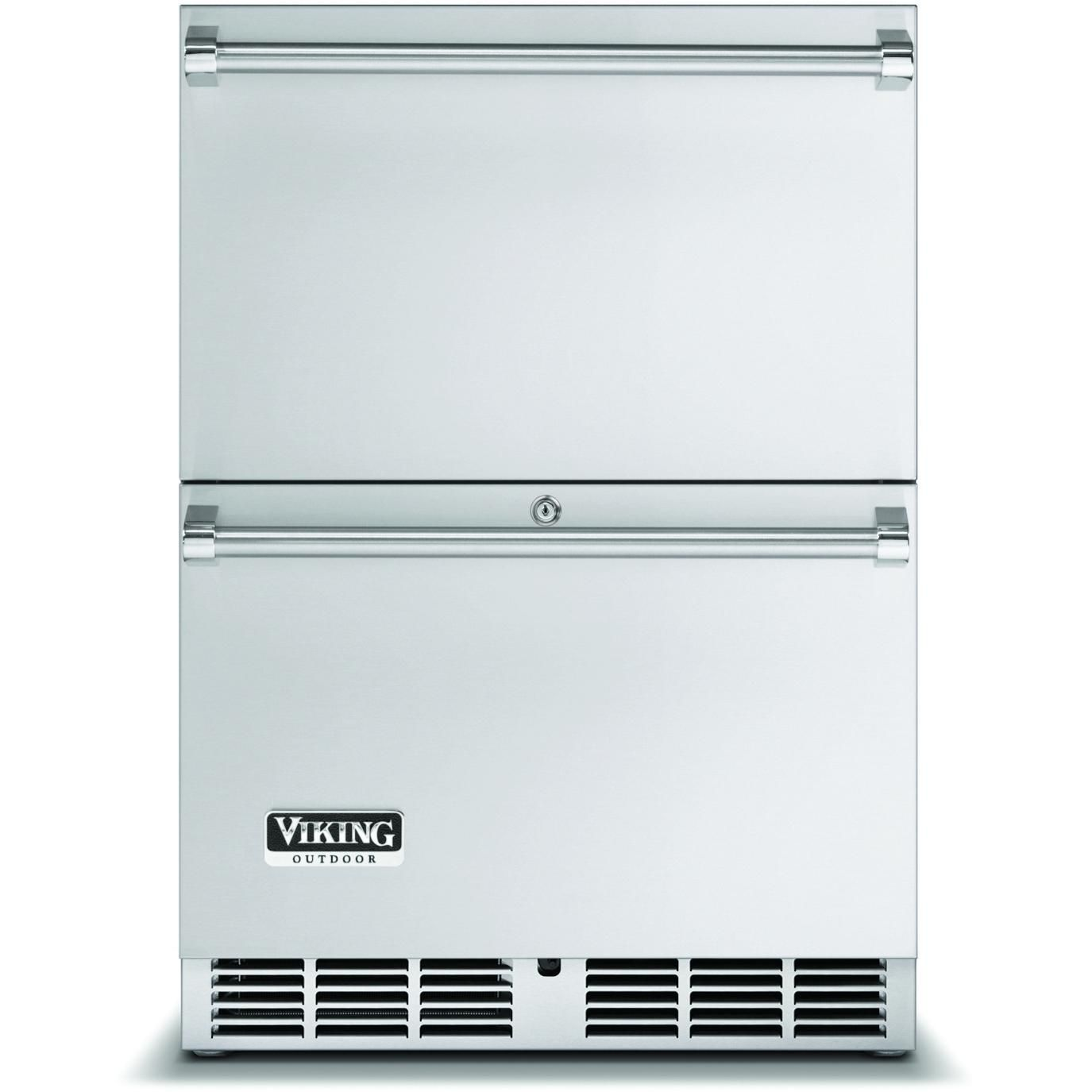 Viking VRDO5240DSS 24Inch Outdoor Undercounter Stainless