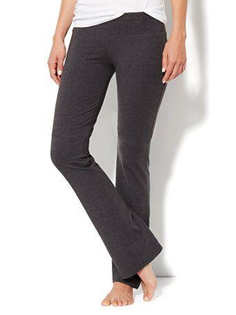 638ffda3e413c Love, NY&C Collection - Bootcut Yoga Pant - Average - New York & Company