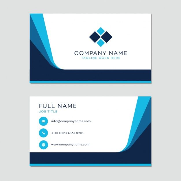 5585540385267 Business Card Template