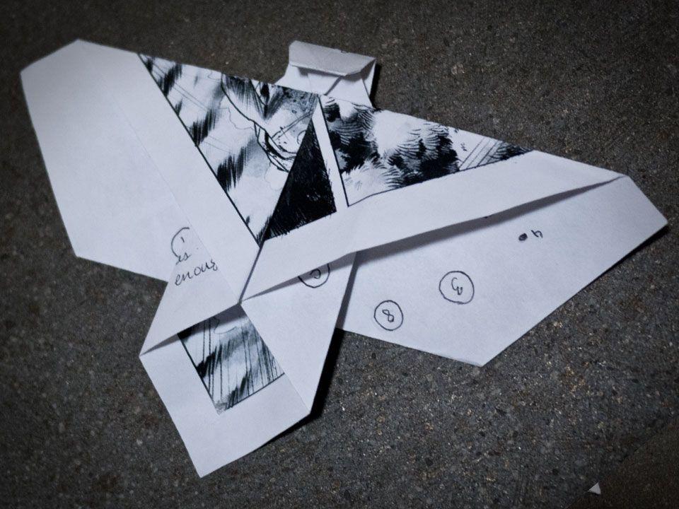 Infamous Paper Trail Dove Instructions | 720x960