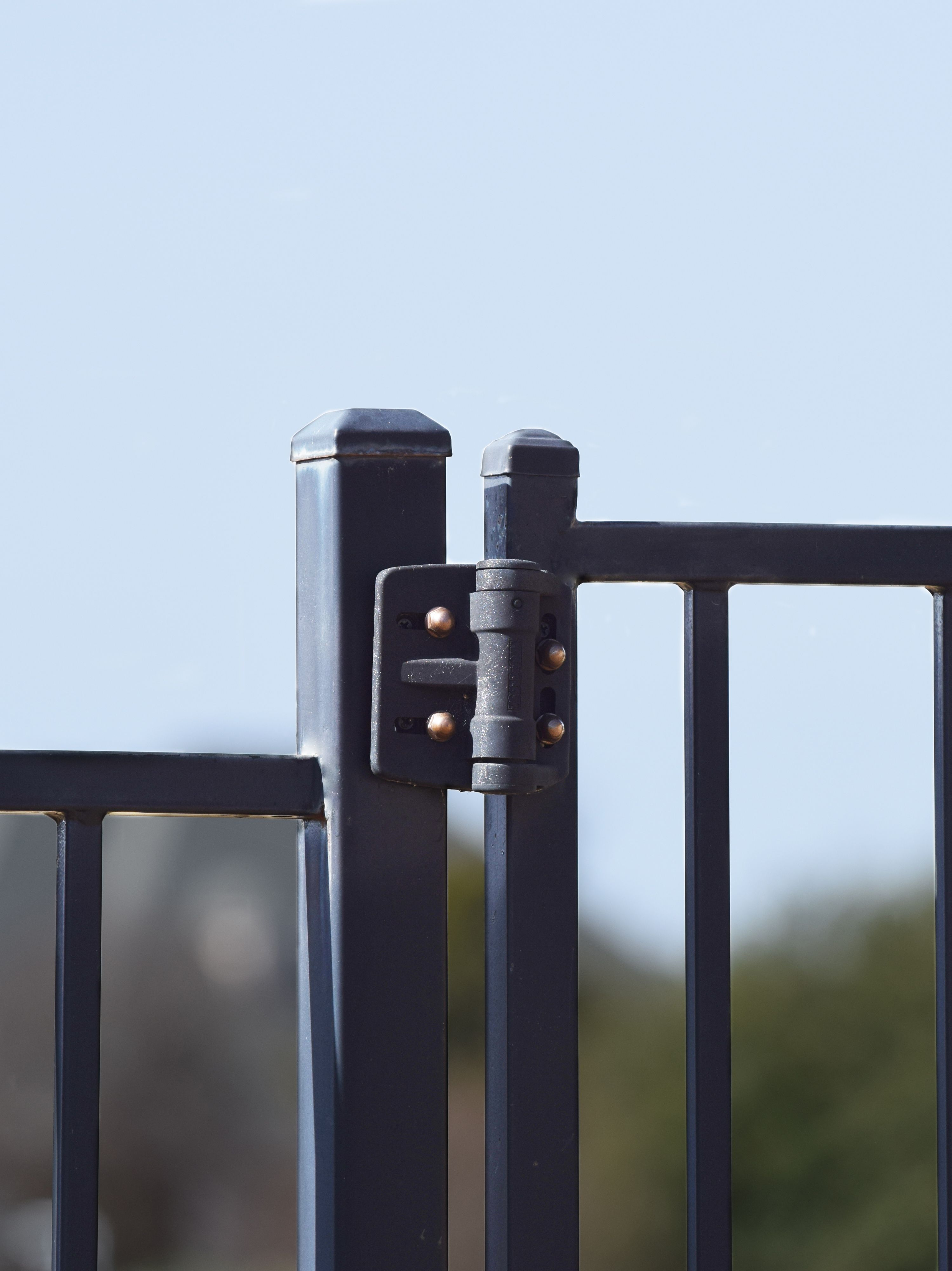 Now Is A Great Time To Check And Replace Your Gate Hinges In 2020 Polymer Plastic Gate Hinges Hinges