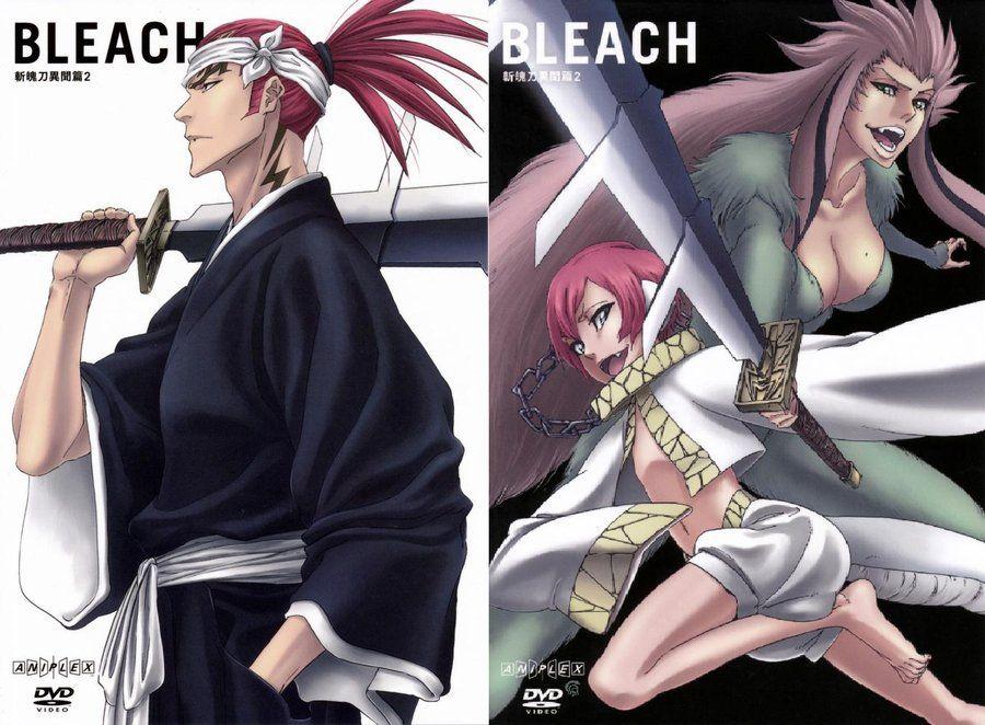Bleach - episode 16 - rencontre abarai renji