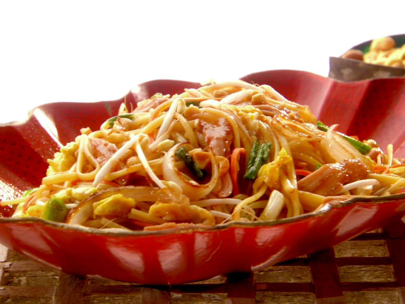 Turkey pad thai recipe thai recipes recipes and chicken tenderloins get this all star easy to follow food network turkey pad thai forumfinder Image collections