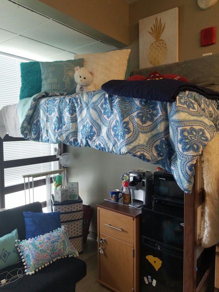 Dorm University of South Carolina Patterson Hall