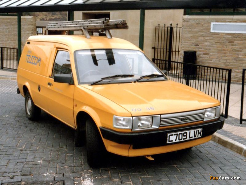 Austin Maestro Van 198394 photos Vans, Concept cars