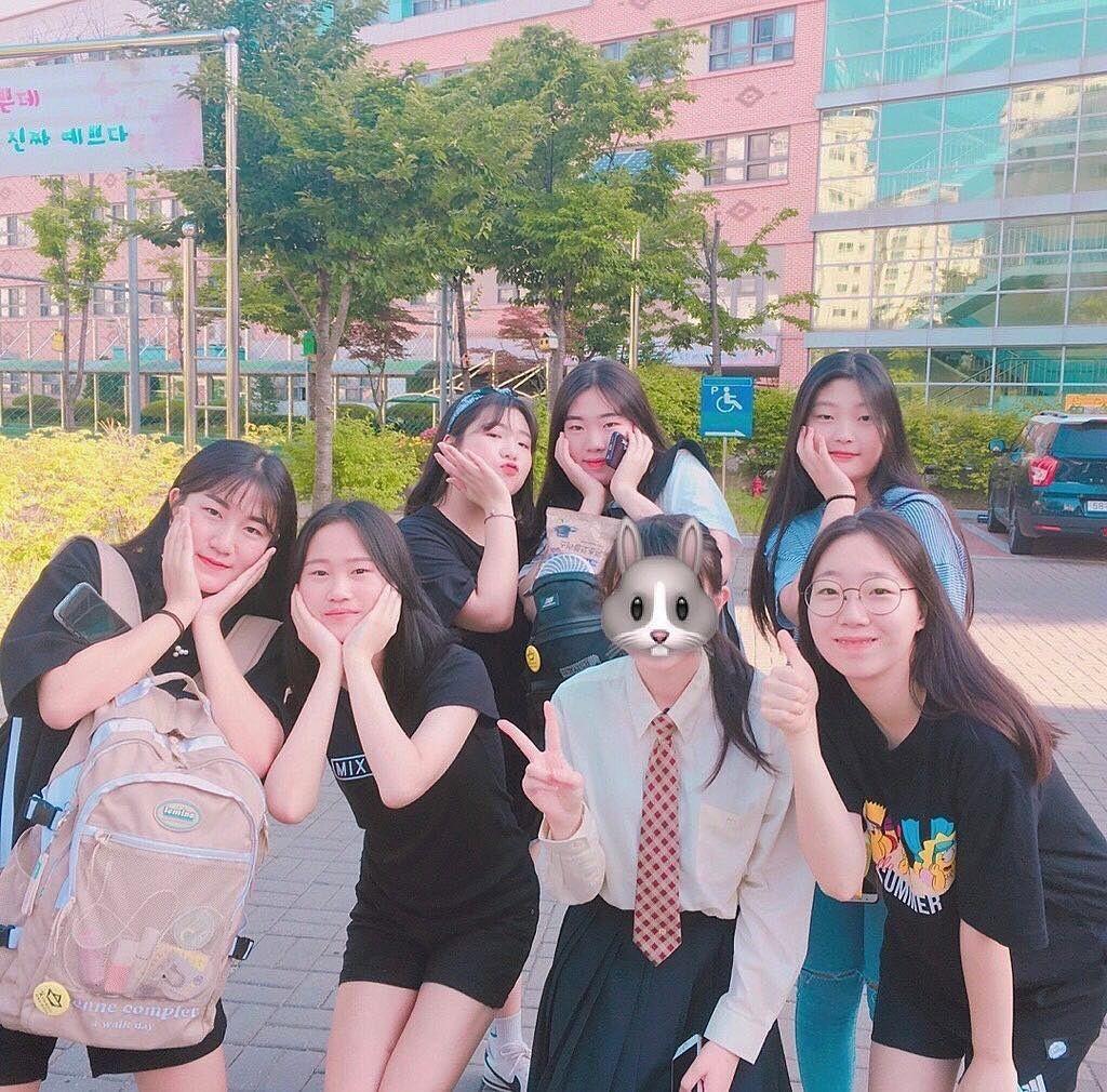 Pin Oleh Min NI Di Korea