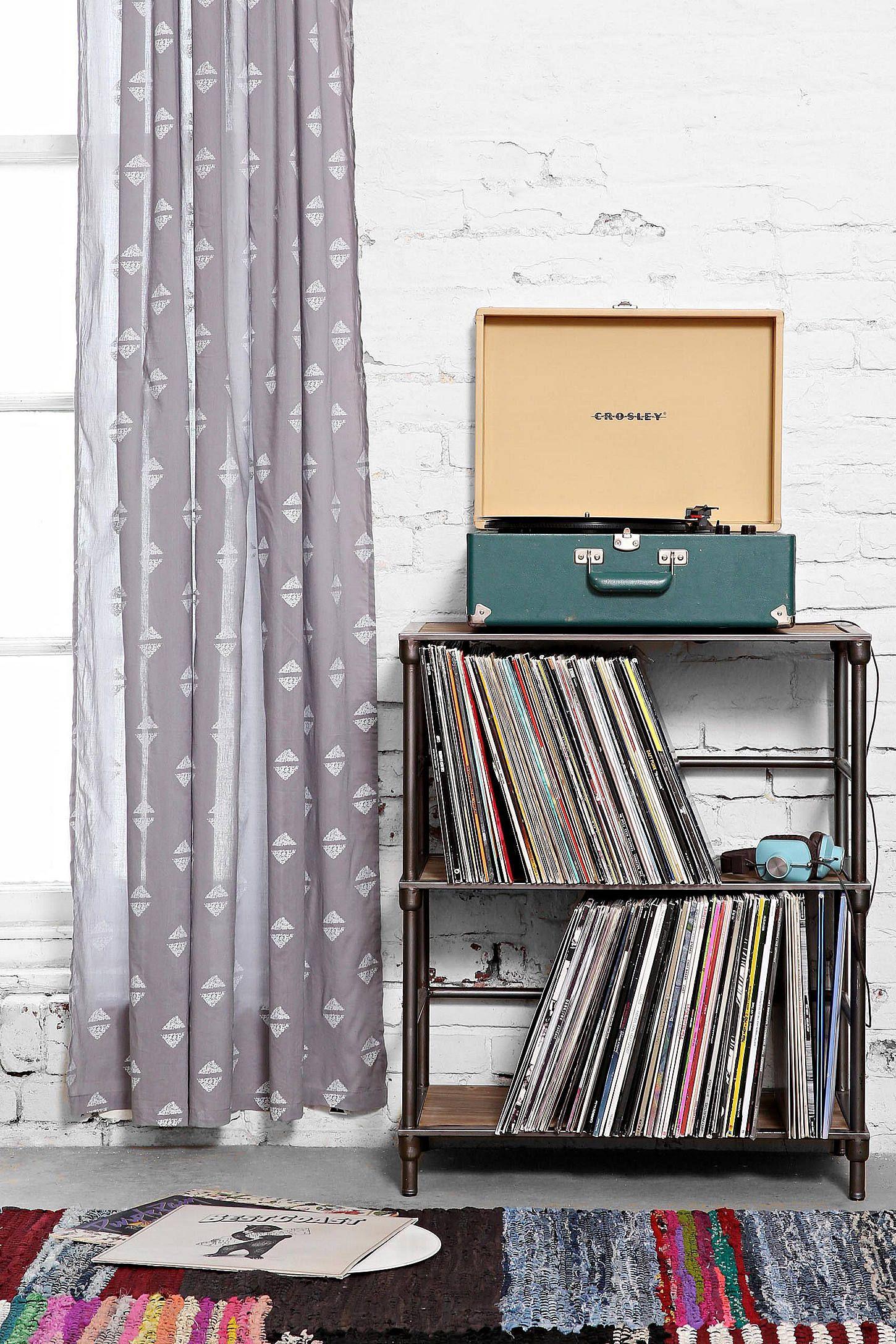 Industrial Vinyl Storage Shelf Vinyl storage, Storage