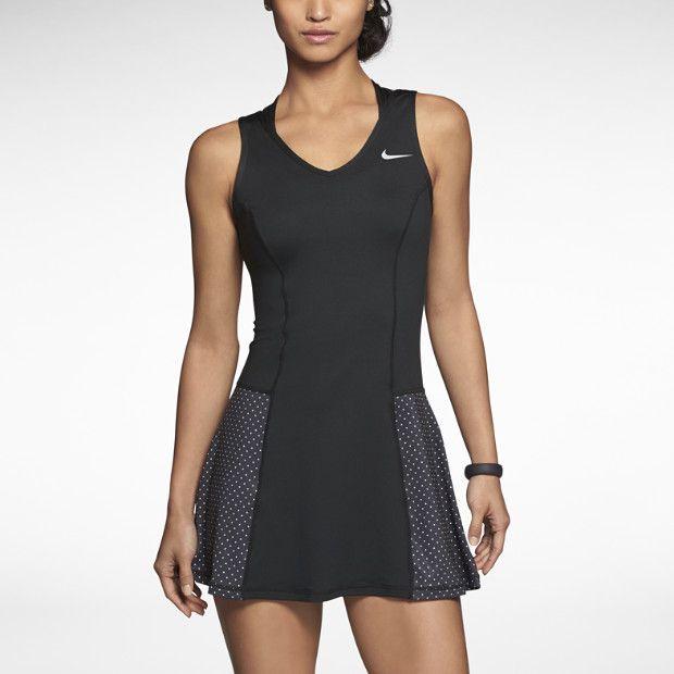 Nike Oz Open Women S Tennis Dress Tennis Dress Womens Tennis Dress Tennis Outfit Women
