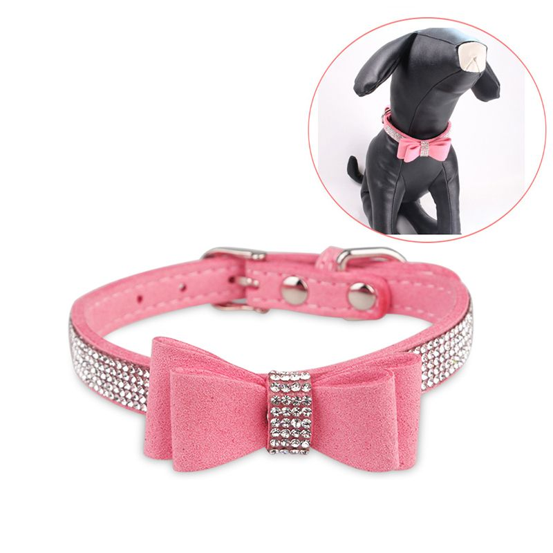 Crystal Cute Dog S Collar Price 9 95 Free Shipping Worldwide