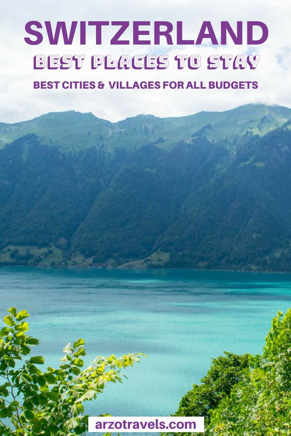 Where to Stay in Switzerland - Best Areas and Best Hotels for Each ...