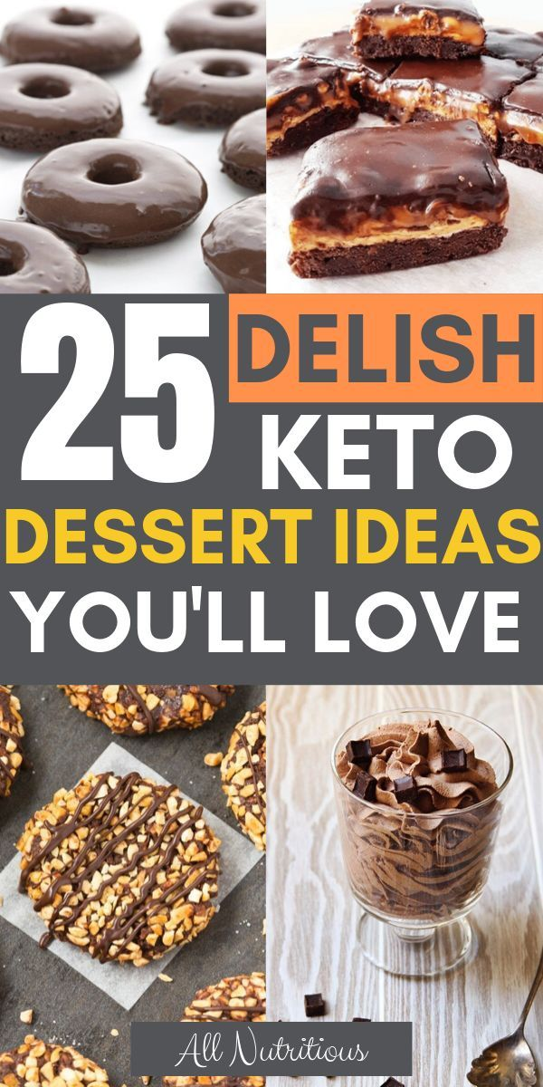 Low carb dessert recipes will change the way you see your low carb diet. Enjoy your sweet tooth even when on ketogenic diet with these sweet treats. #keto #ketodiet #sweet #ketodesserts