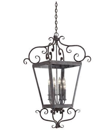 Corbett Lighting 4597 Vineyard Hill 8 Light Outdoor Hanging Lantern