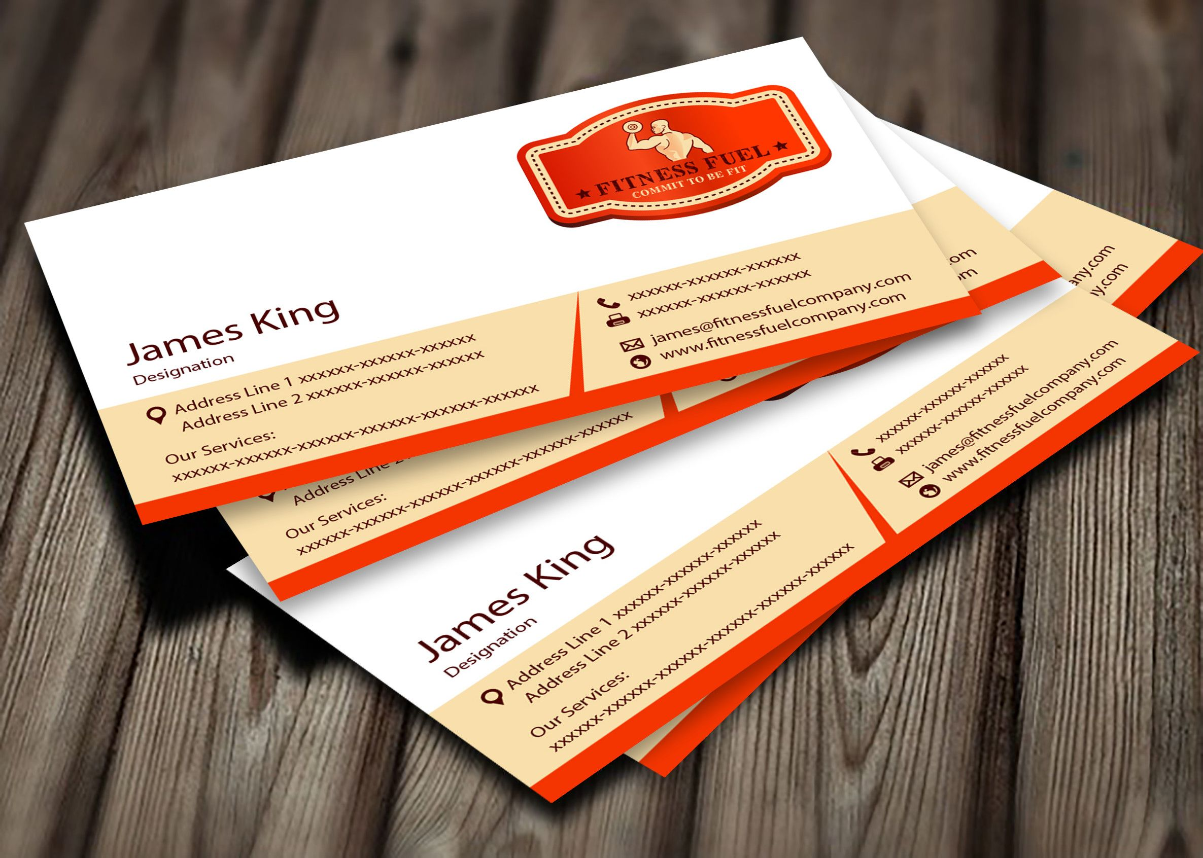Business Card With Professional Designation Images - Card Design And ...