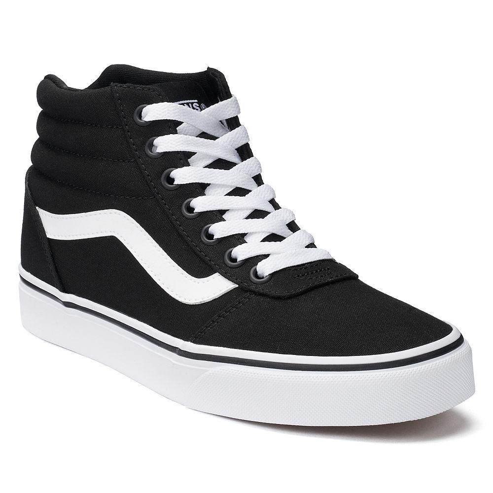 be93490329 Vans Ward Hi Women s Skate Shoes