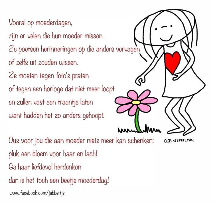 Citaten Voor Moeders : Moederdag voor overleden moeders jabbertje gedichten