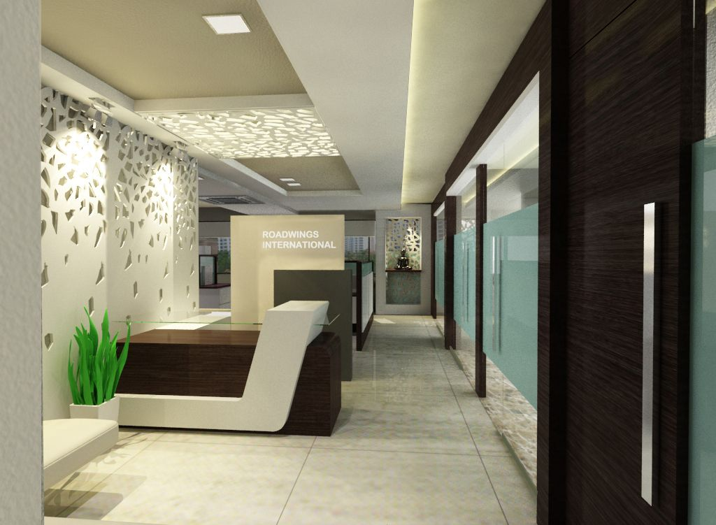 Elegant San Pablo Group Corporate Office Interior Decoration Style Unique Wall Carvings Of In Mumbai