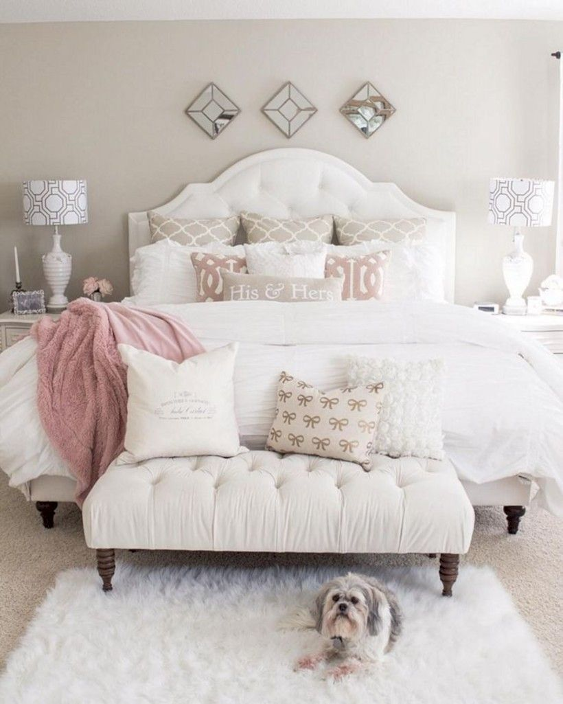 awesome 44 Comfy Shabby Chic Bedrooms Design Ideas http://about-ruth ...