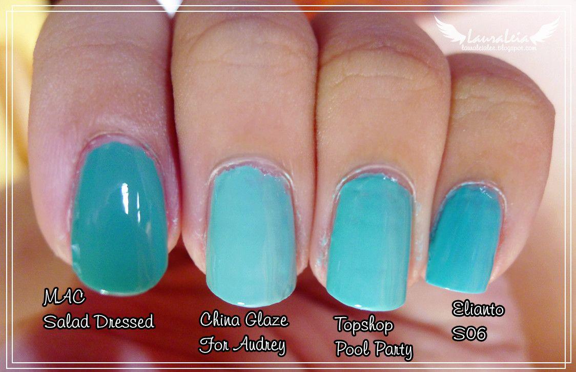 tiffany blue nail polish | tiffany+blue+nail+polish+comparison.jpg ...