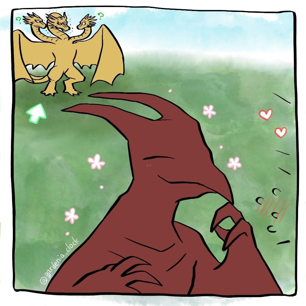 Pin by Cavinwaikit on Godzilla comics Godzilla comics