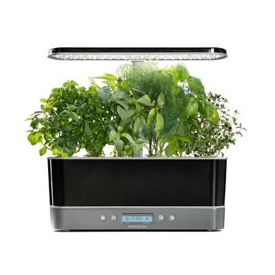 Aerogarden Harvest Elite Slim Platinum With Seed Starting 400 x 300