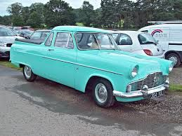 134 Ford Zephyr Mk Ii Coupe Utility 1958 Utes Ford Motor Company Constructeur Automobile Ford