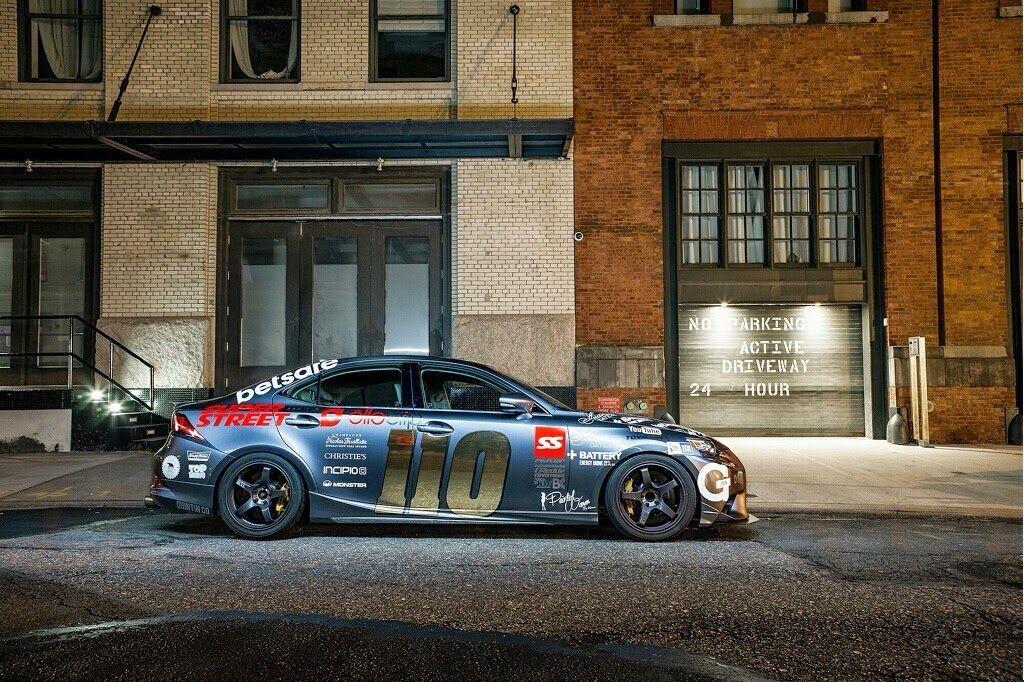 2014 Gumball 3000 Lexus