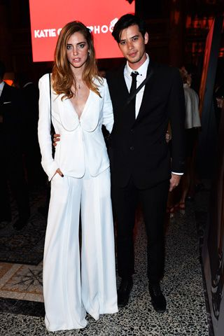 Parties Fashion Week Film Premieres And Galas Vogue Nice Dresses Fashion Chiara Ferragni