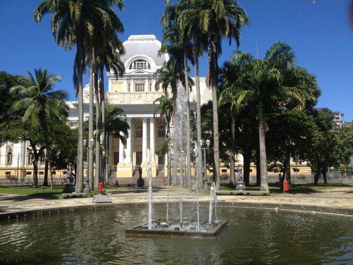 Praça da República in Recife, PE