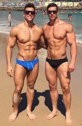 Muscle hot gay