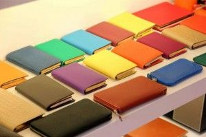 Hermes Wallets and Agendas - Spring Summer 2014