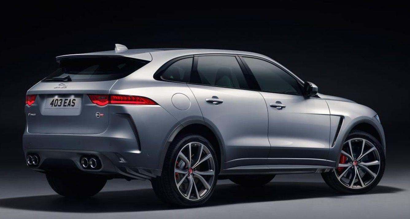 2019 Jaguar F-PACE SVR | Jaguar suv, Jaguar, Porsche macan turbo