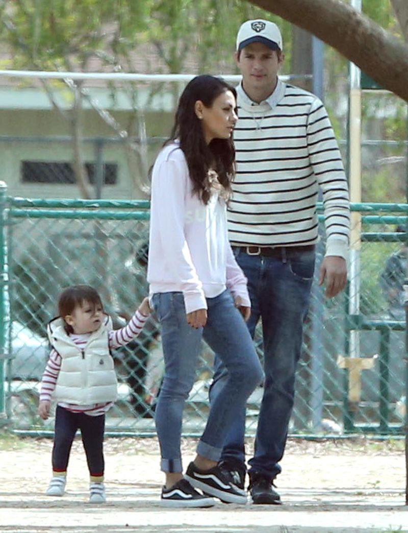 Baby Number 2 Mila Kunis Sports Tiny Bump Amid Planning For