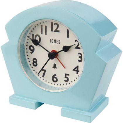 Jones By Newgate Odeon Alarm Clock At Homebase Clock Alarm