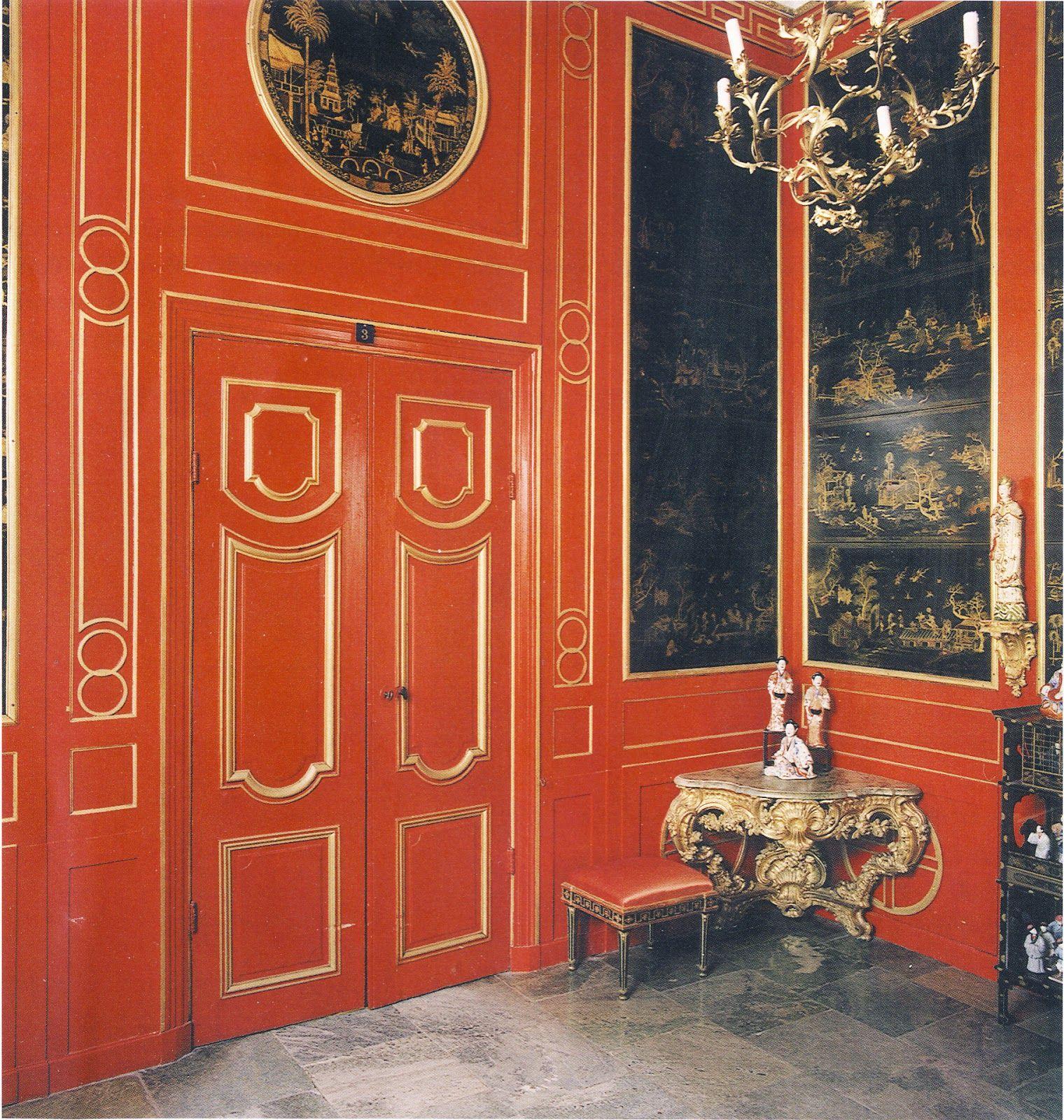 Chinese Pavilion at Drottningholm Palace, Sweden. Ladies Abroad: Kina slott vid Drottningsholm