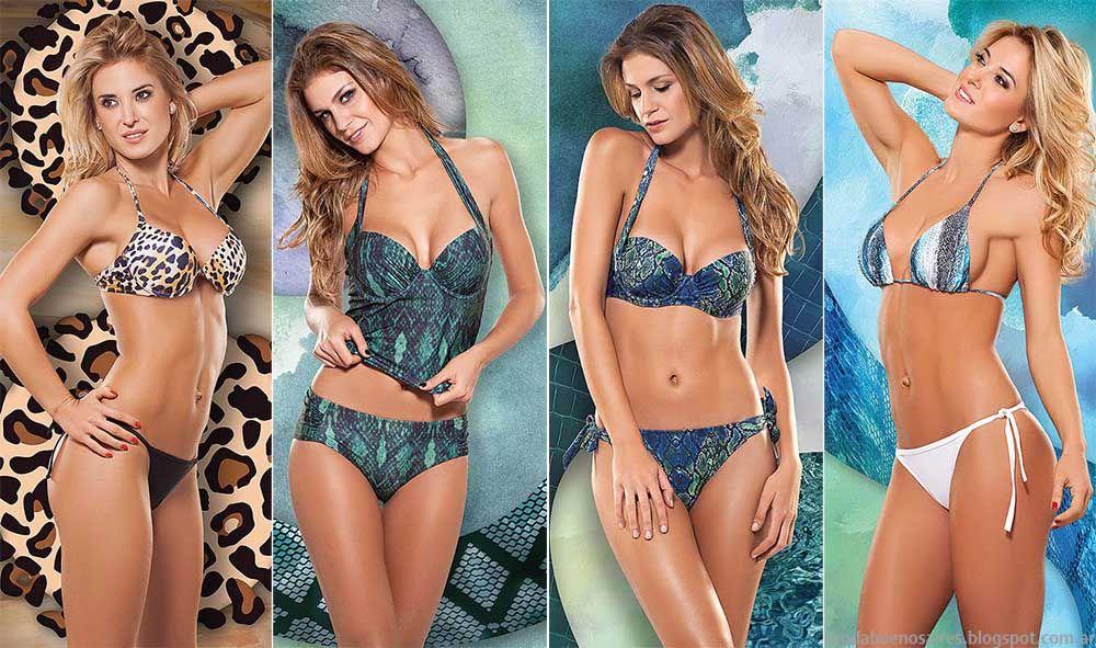 Mallas tankinis y bikinis 2015 moda en trajes de ba o - Moda bano ...